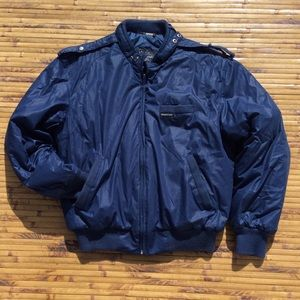 Members only Thick Bomber Jacket Men's Medium 42
